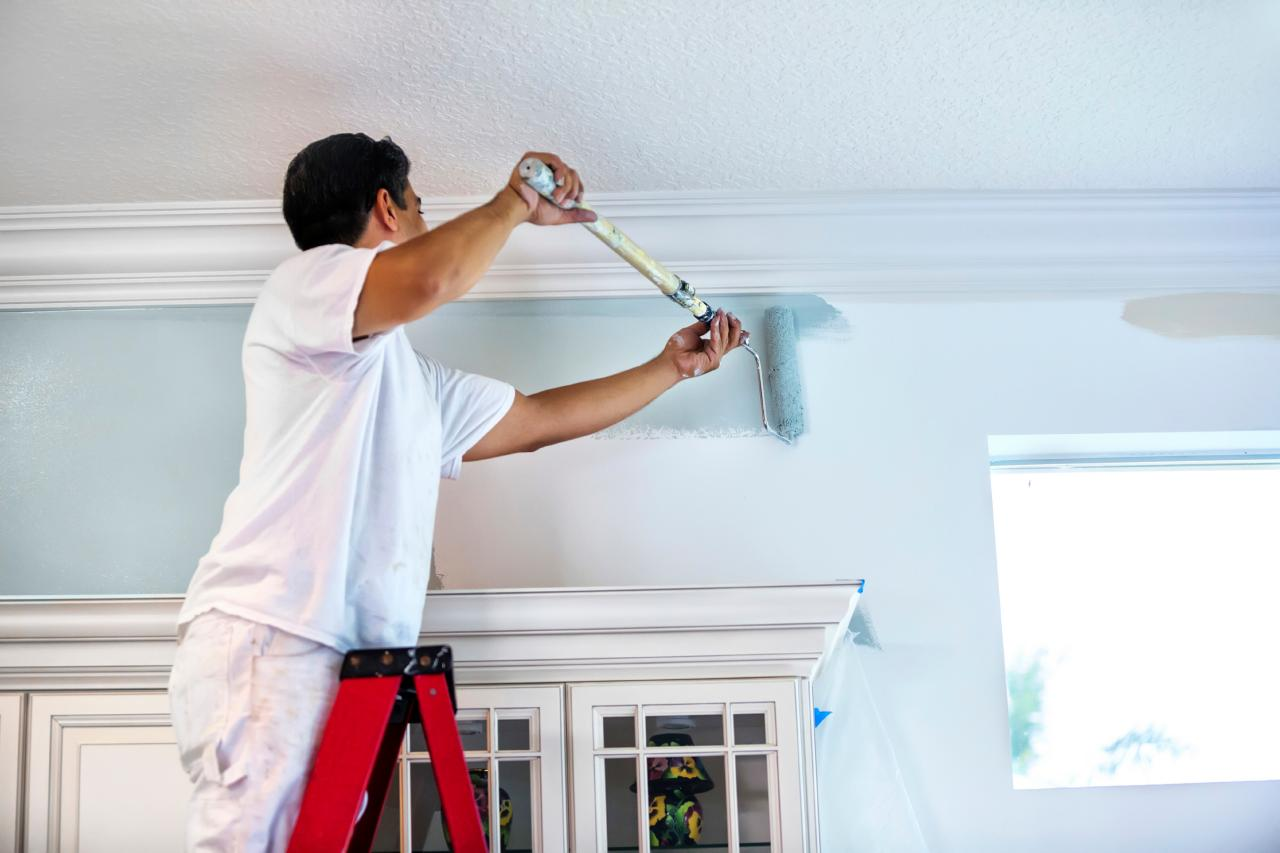 Painting Your Home To Add Value To Your Property Holiday Home Times