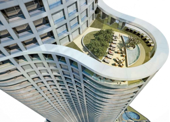 3 BHK APT FOR SALE IN THE WORLD TOWER