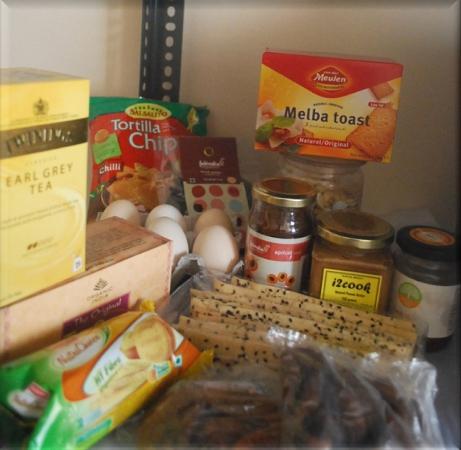 Holiday home kitchen essentials