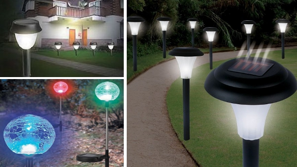 Solar lights: Probably the MOST useful product we have ever reviewed