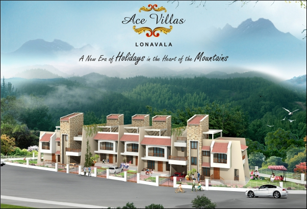 Ace Developers' new offering – Ace Villas in Lonavala