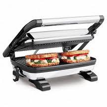 Grilled sandwich maker