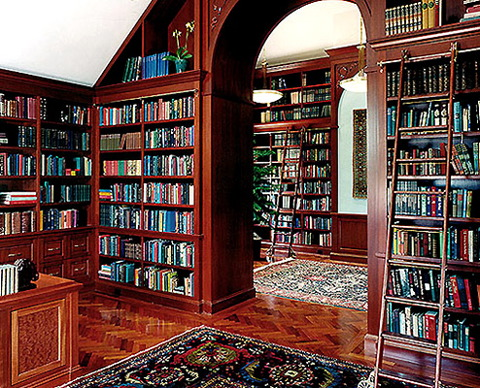 Designing your home library – things to keep in mind