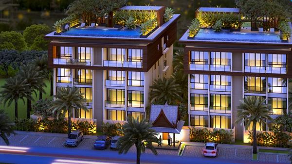La Reserve Residences at Royal Phuket Marina