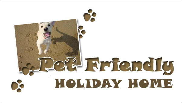 Pet friendly holiday home