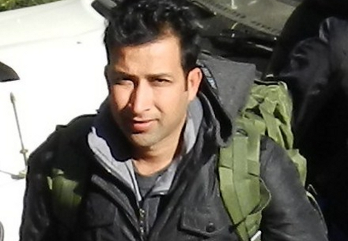 Vikram Singh Panwar
