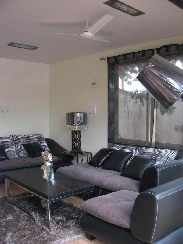 Villa Montana living room