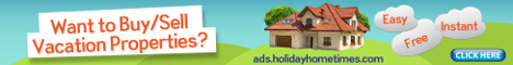 Holiday Home Times Classifieds