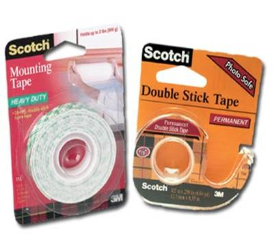 Double-sided tape from 3M