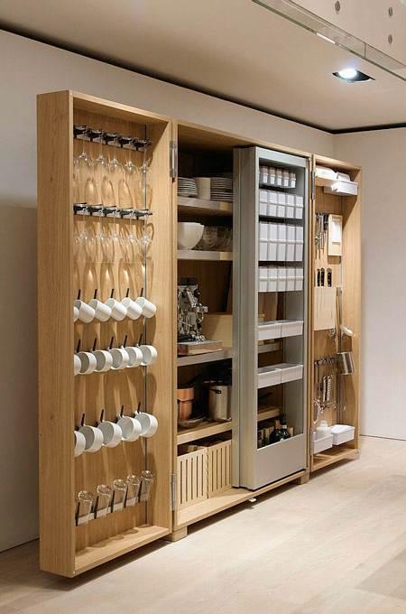 All-in-one Kitchen Storage