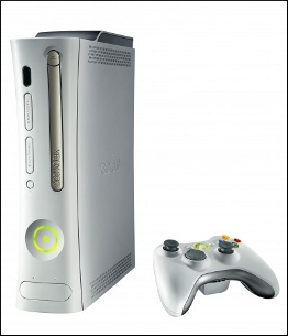 Home game console
