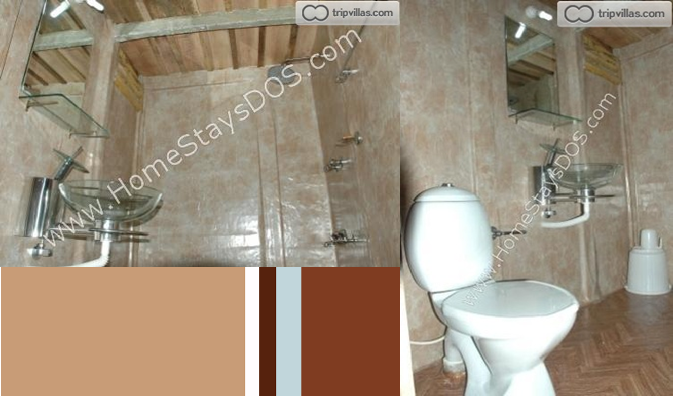 Bathroom Colour Scheme