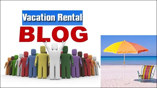 Vacation rental blog
