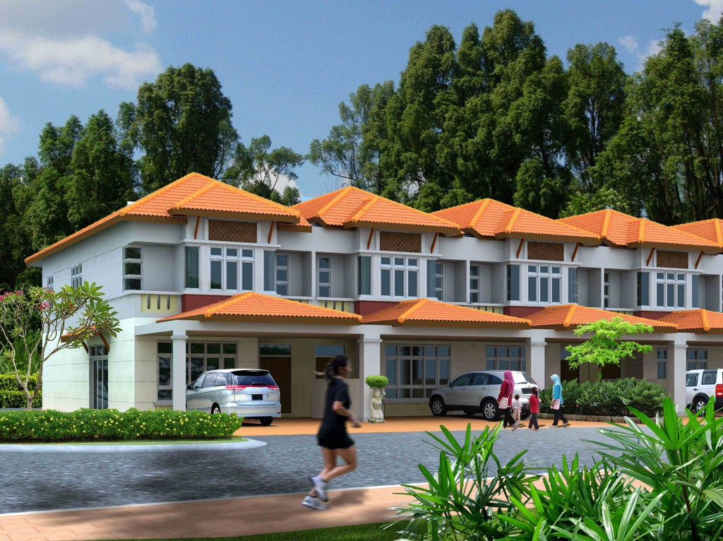 Malaysia holiday home property