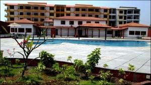 Palacio regalo Goa