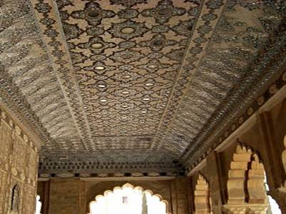 The Palace of Mirrors, Jaipur, India