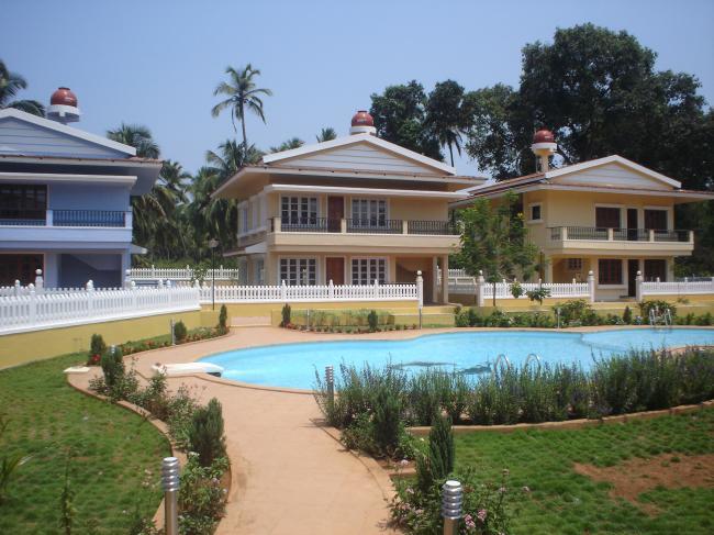 Sapana Greensville, Goa