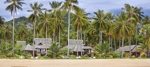 Thailand beach houses