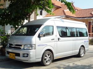 Tourist van