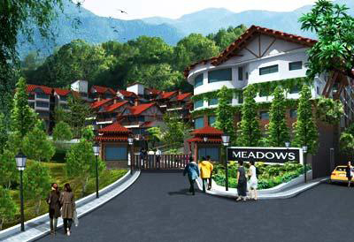 Meadows – Ansal Buildwell's Apartment and Villa Project in Kullu, Himachal