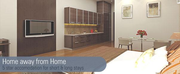 Sunshine Business Park Suites interiors