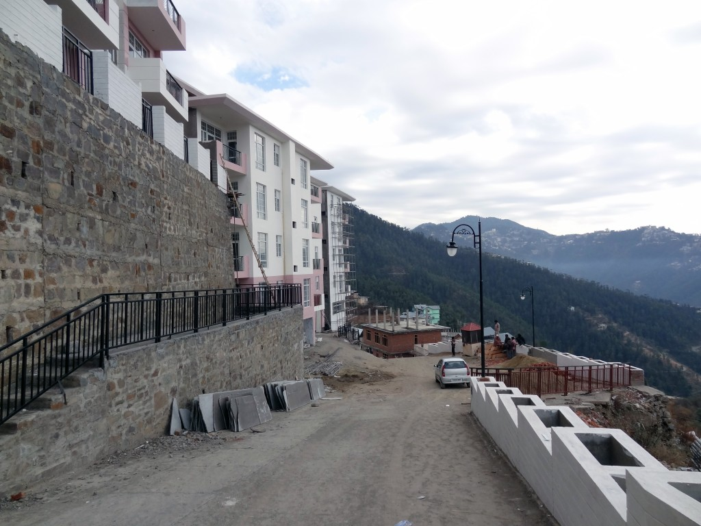 Windsor Suites – 1BHK Suites Sandwoods Infratech Pvt. Ltd. in Shimla