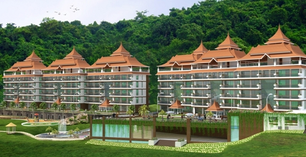 Albertsville Universe – 1 and 2 BHK Seaview Serviced Suites in Murud Near Alibaug