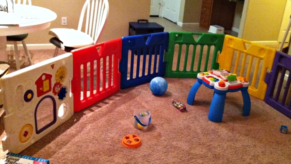 Baby barriers