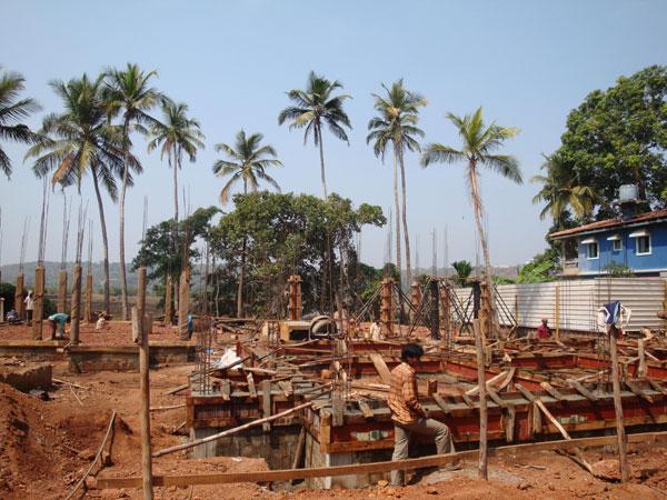 Belvederre Villas, Goa