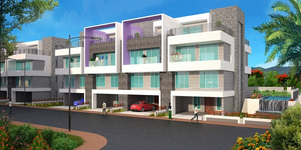 Puraniks Sayama – Premium Row Villas by Puranik Builders in Lonavala