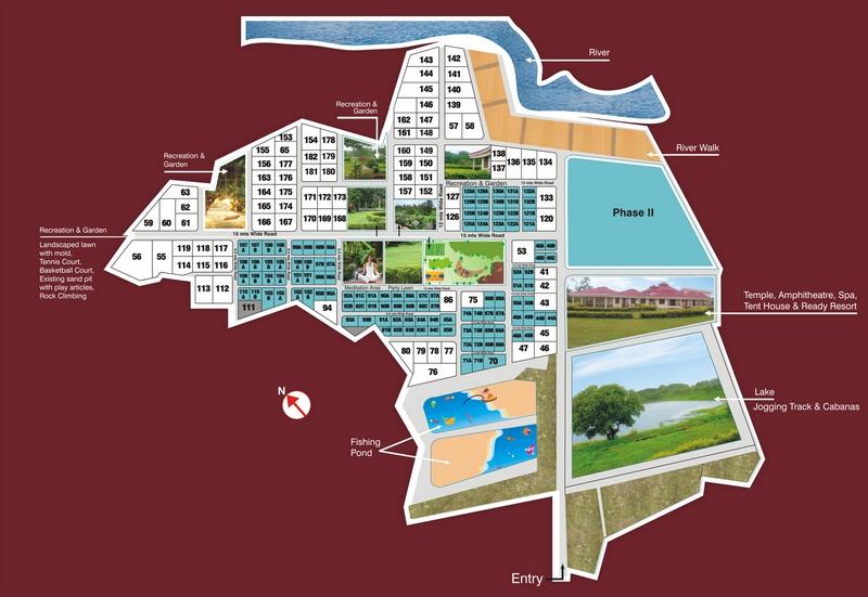 Resto villa master plan