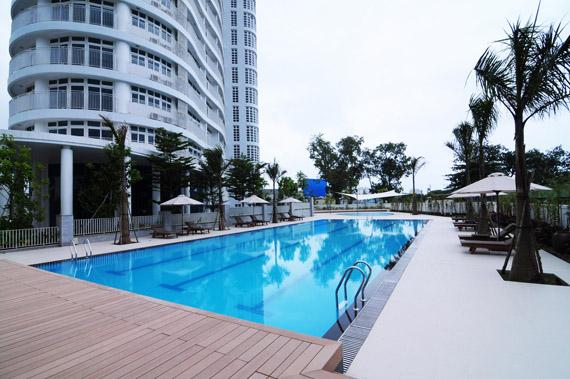Azura Park Apartments in Danang, Vietnam
