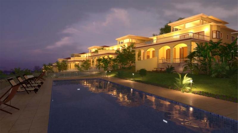 Acron Watervista Villas Aldona Goa