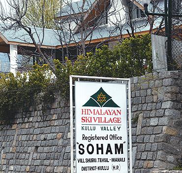 Himalayan Ski Village office Kullu
