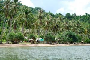 Koh Thonsay beach
