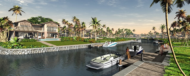 La Balise Marina, Mauritius