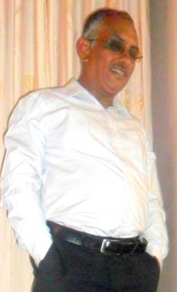 Murali Dharmarajan