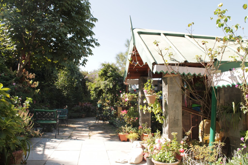 View of a holiday home in Ranikhet