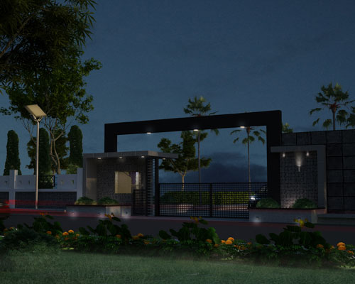 The Residences Mysore 2