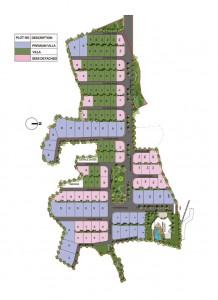 Nex-Boulevard site plan