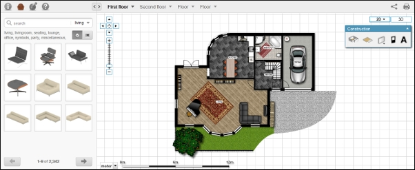 Floorplanner design
