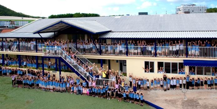 View of HeadStart International School, Phuket