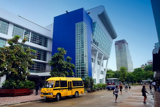 View of New International School of Thailand, Bangkok