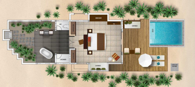 Tips while designing the floor plan for your holiday home