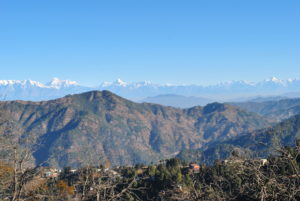 uttarakhand mountain view